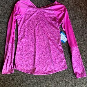 Columbia women's long sleeve shirt